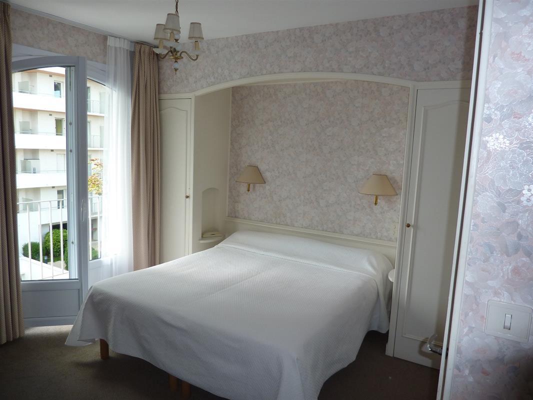 Chambre avec vue mer chambres d 39 h tel 3 toiles la baule for Chambre avec vues